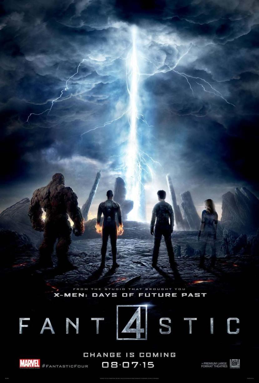 Fantastic Four 2015 2