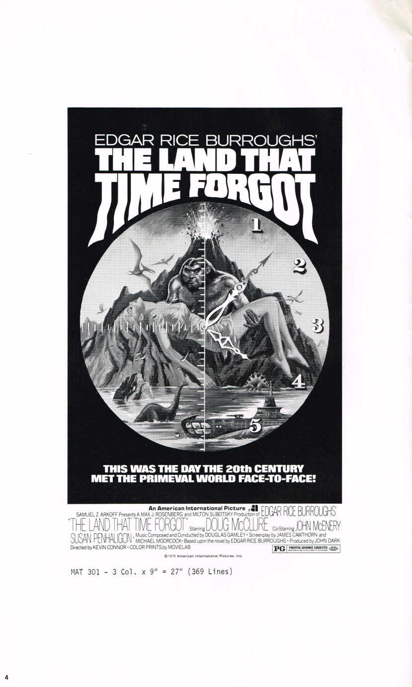 The Land That Time Forgot 23