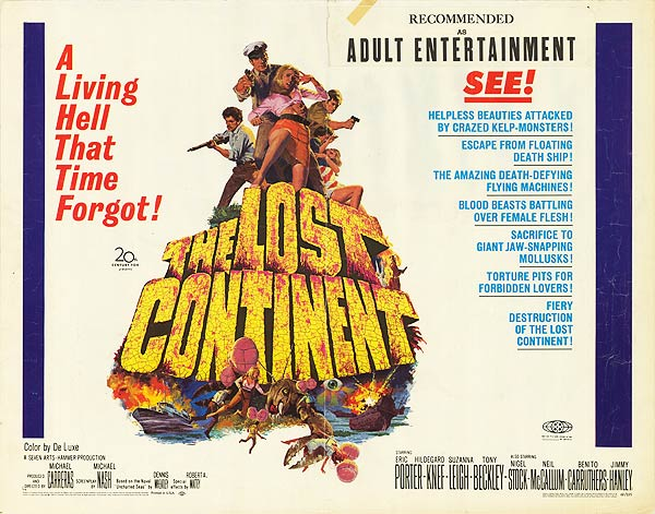 The Lost Continent 1968 11