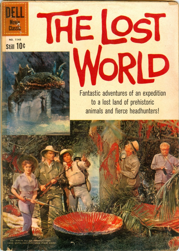 The Lost World 1960 1