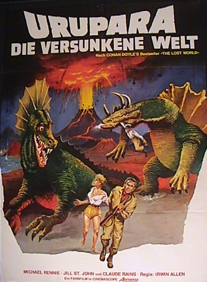 The Lost World 1960 10