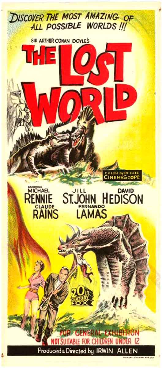 The Lost World 1960 11