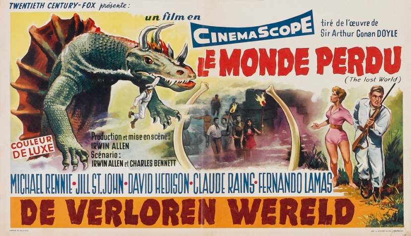 The Lost World 1960 12