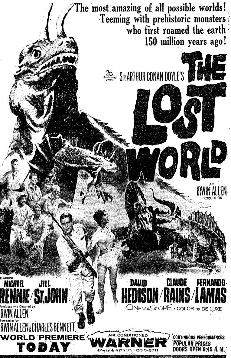The Lost World 1960 13