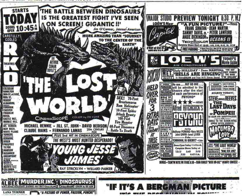 The Lost World 1960 15