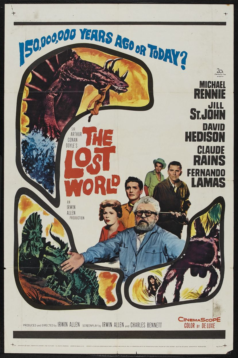 The Lost World 1960 17