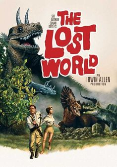 The Lost World 1960 2