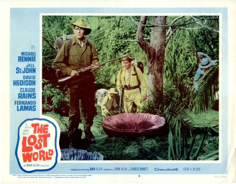 The Lost World 1960 21