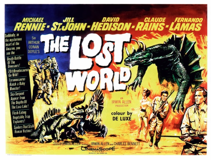 The Lost World 1960 3