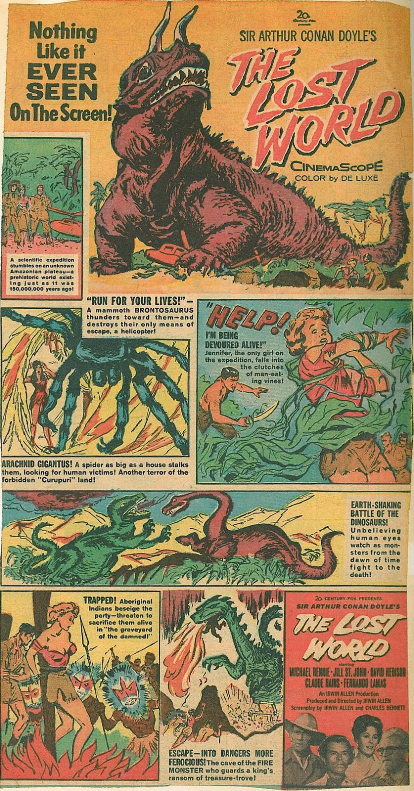 The Lost World 1960 36