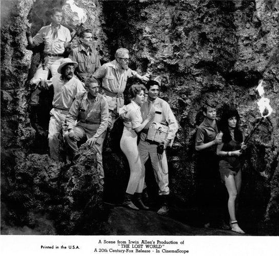 The Lost World 1960 39