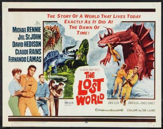 The Lost World 1960 4