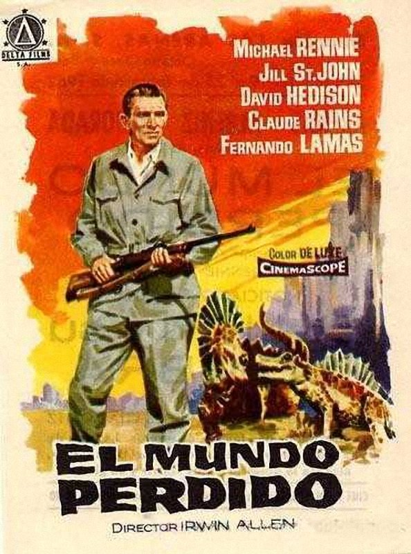 The Lost World 1960 57