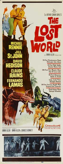 The Lost World 1960 6