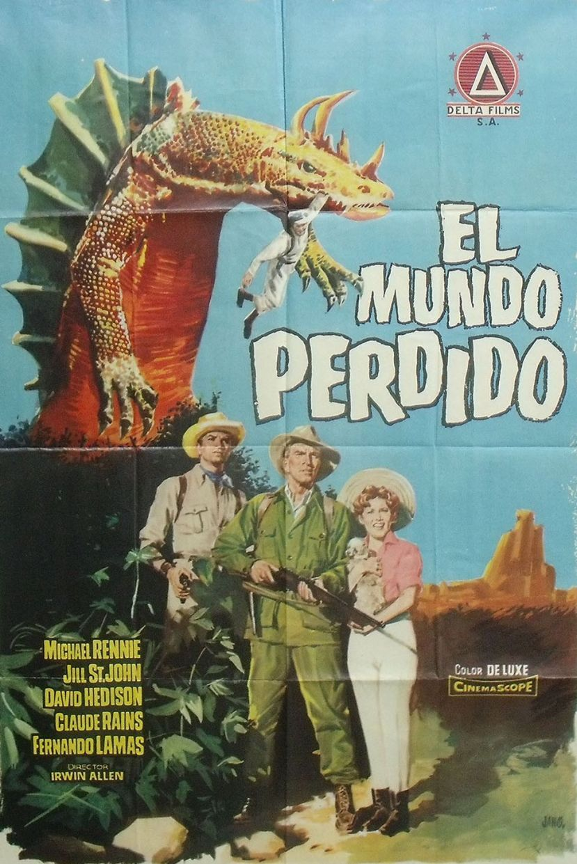 The Lost World 1960 7