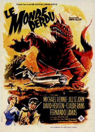 The Lost World 1960 8