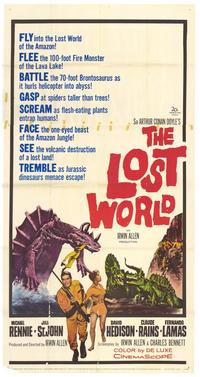 The Lost World 1960 9