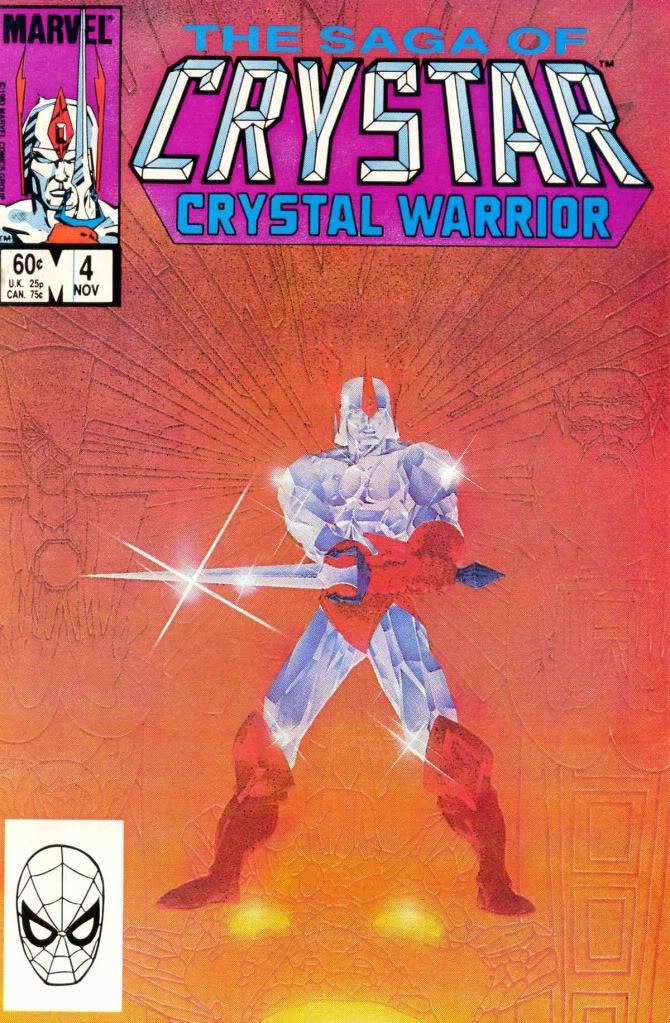 The Saga of Crystar, Crystal Warrior #4