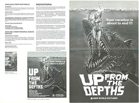up from the depths 3