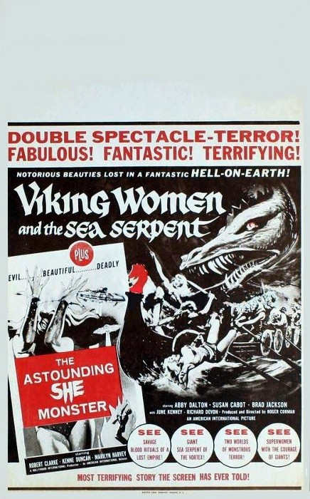 Viking Women and the Sea Serpent 11