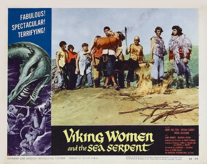 Viking Women and the Sea Serpent 12