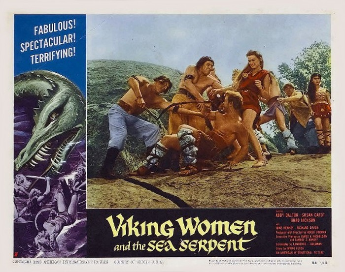 Viking Women and the Sea Serpent 14
