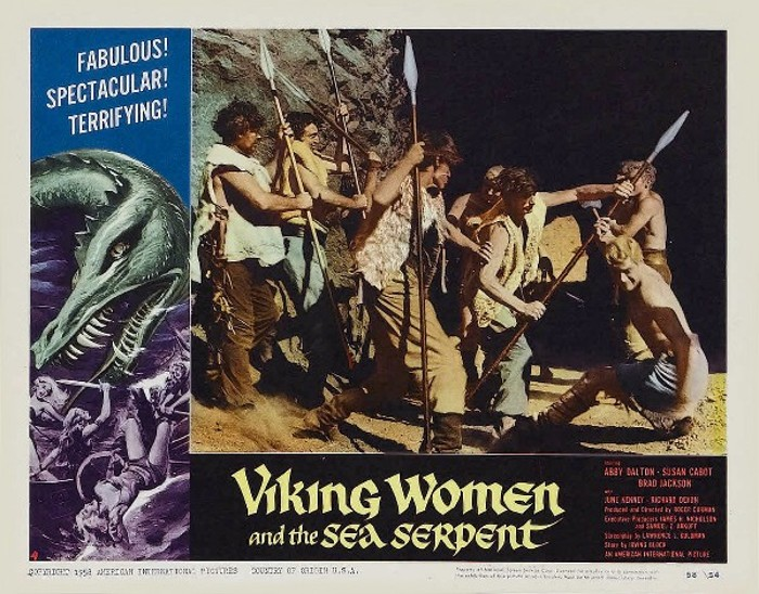 Viking Women and the Sea Serpent 15