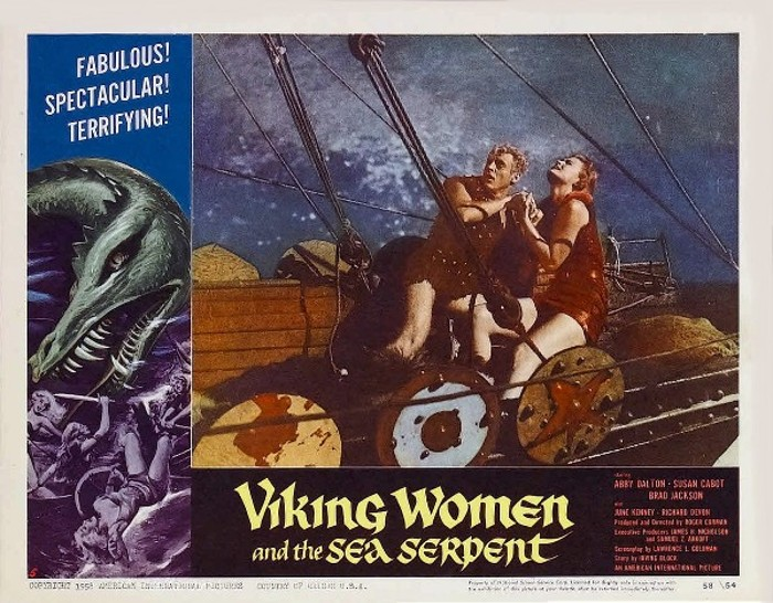 Viking Women and the Sea Serpent 16