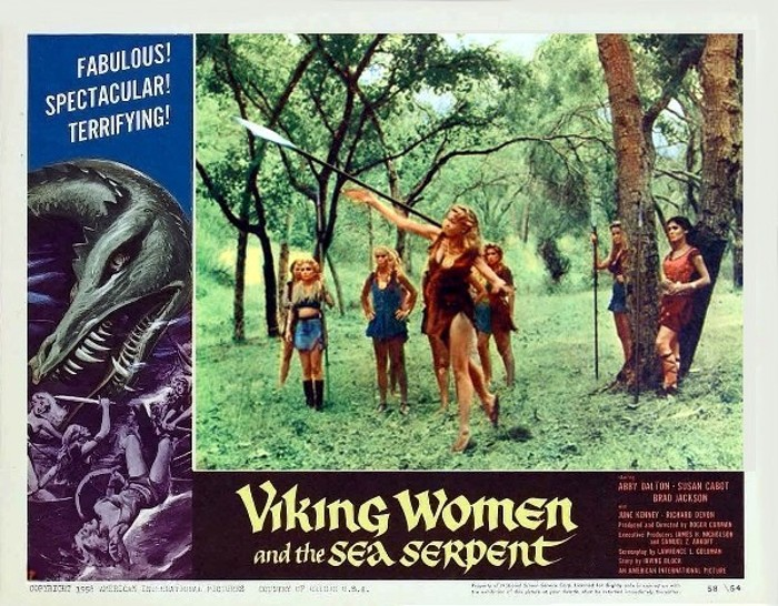 Viking Women and the Sea Serpent 17