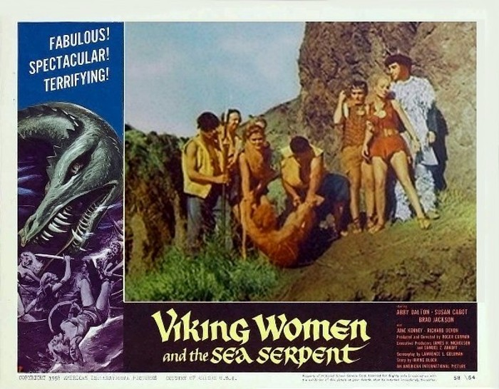 Viking Women and the Sea Serpent 18