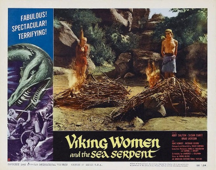 Viking Women and the Sea Serpent 19