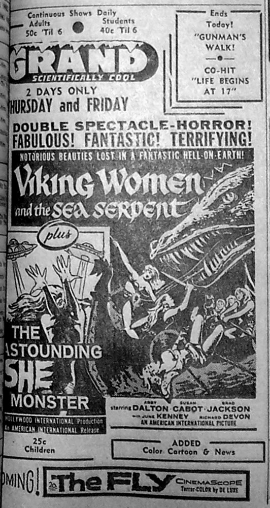 Viking Women and the Sea Serpent 36