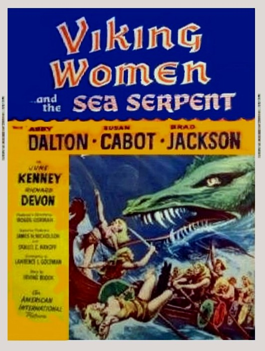 Viking Women and the Sea Serpent 6