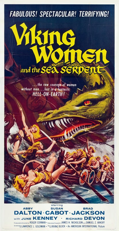Viking Women and the Sea Serpent 7