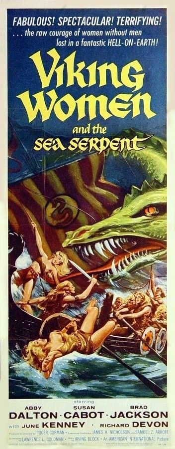Viking Women and the Sea Serpent 8