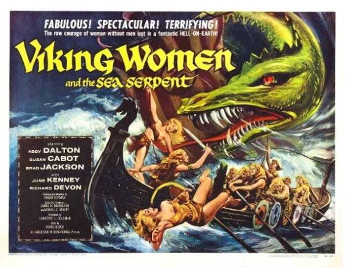 Viking Women and the Sea Serpent 9