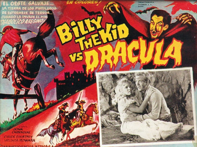 Billy the Kid vs Dracula 42