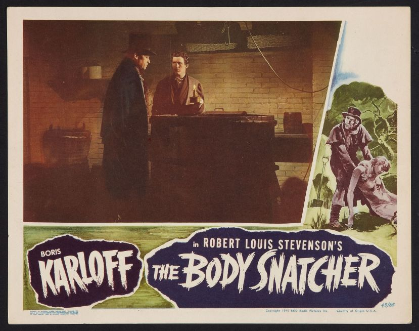 The Body Snatcher 10