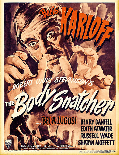 The Body Snatcher 18
