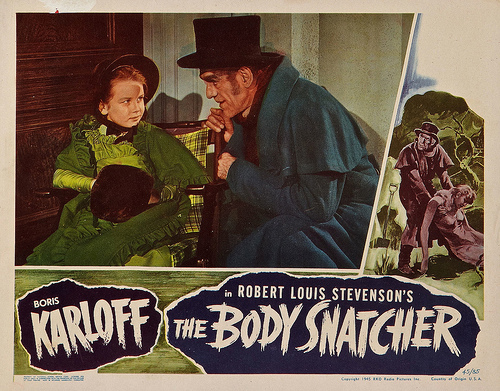 The Body Snatcher 20