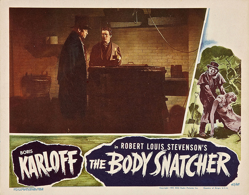 The Body Snatcher 21