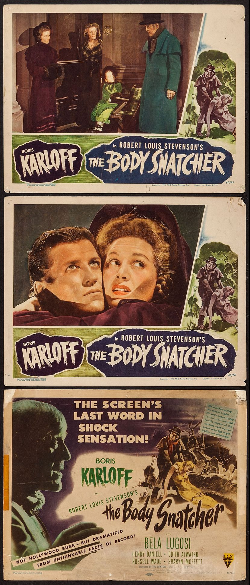 The Body Snatcher 3