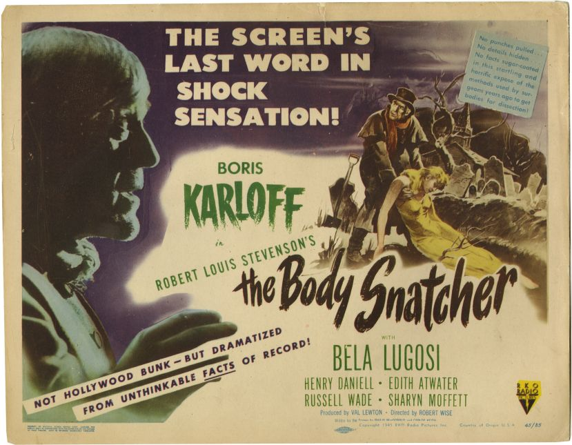 The Body Snatcher 4