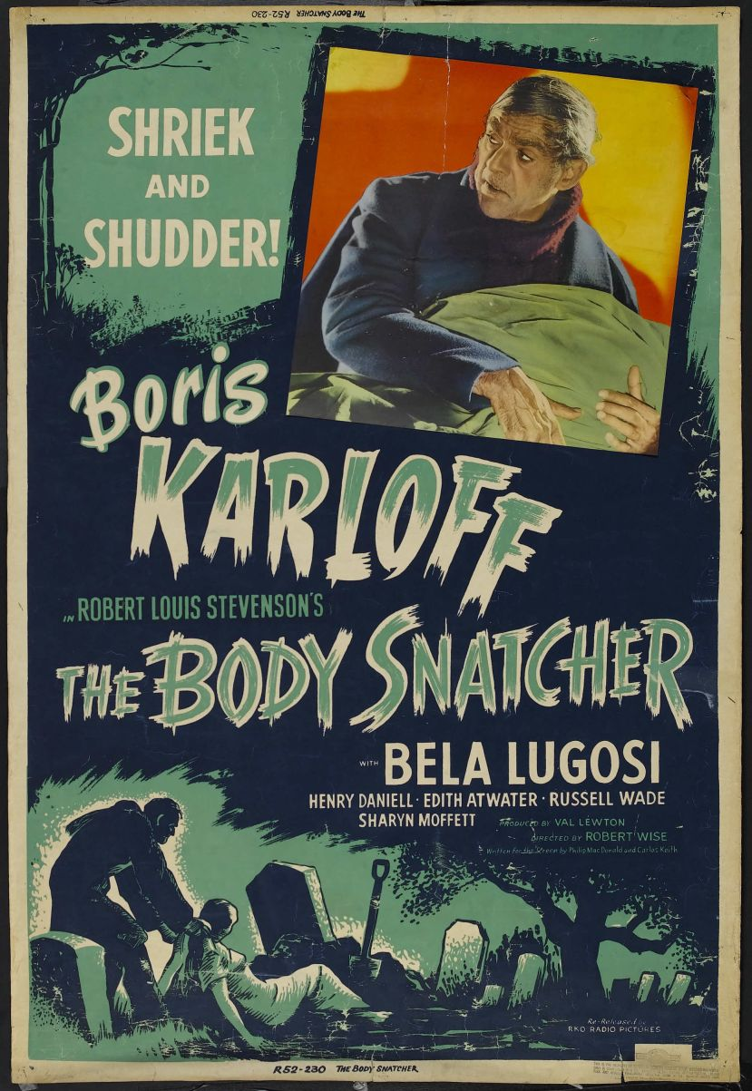 The Body Snatcher 5