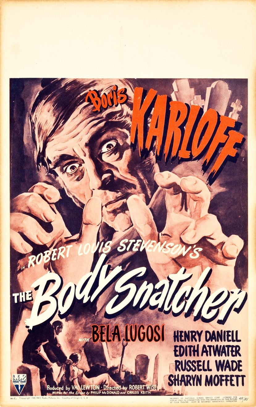 The Body Snatcher 6
