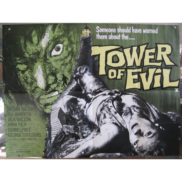 Tower of Evil 15
