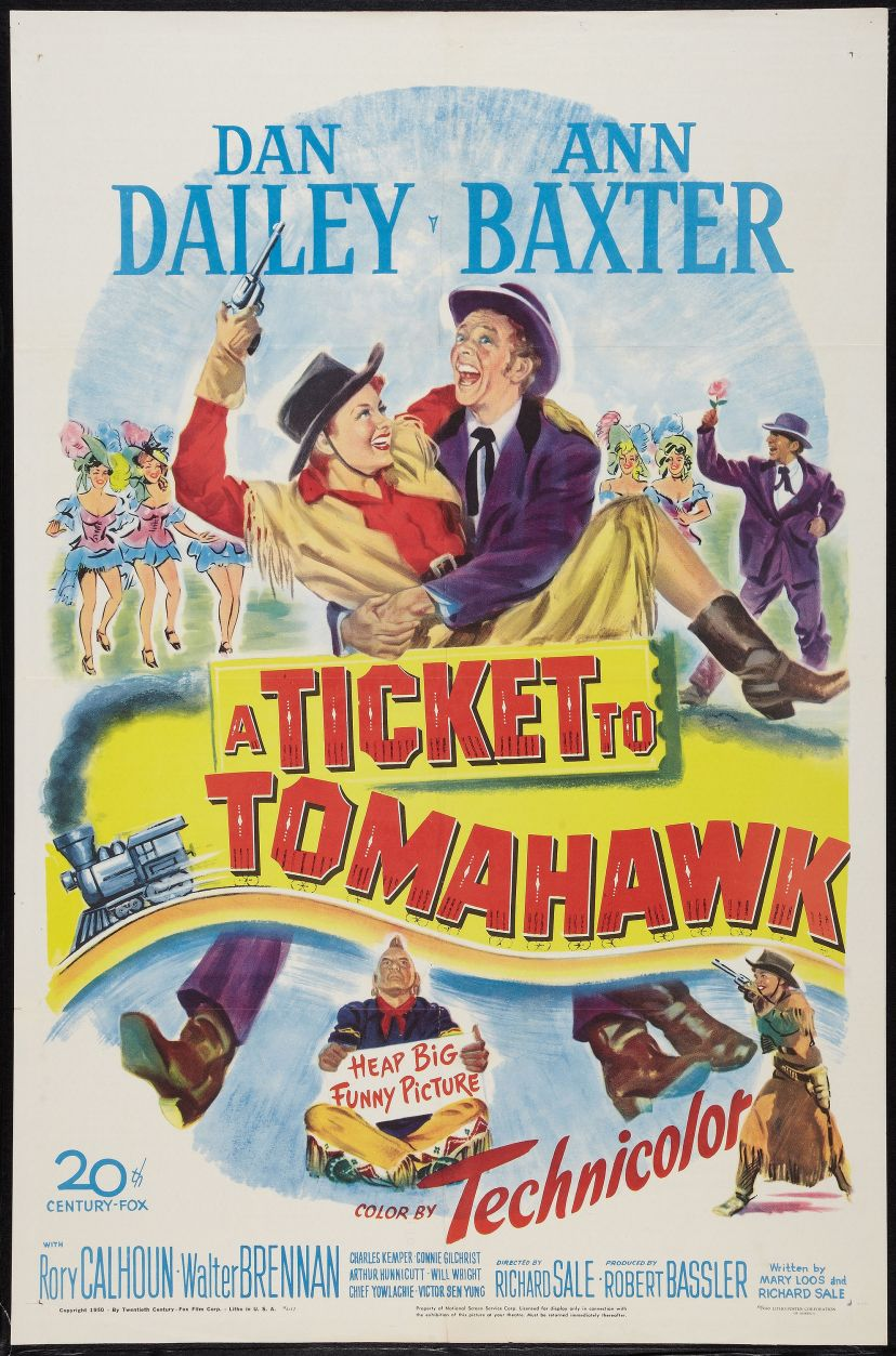 A Ticket to Tomahawk 1