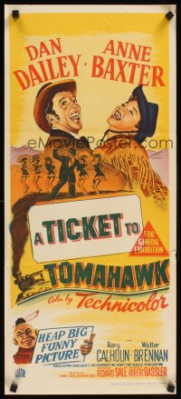 A Ticket to Tomahawk 12