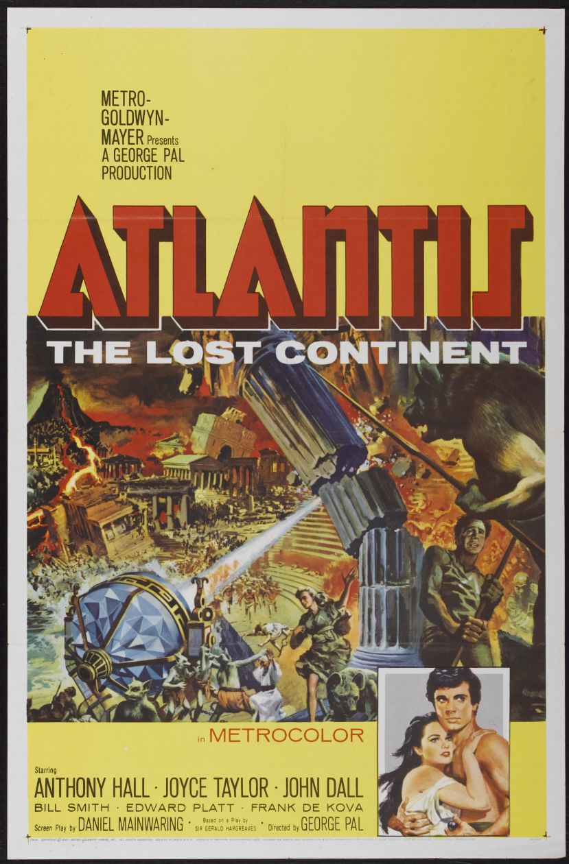 Atlantis, the Lost Continent 01