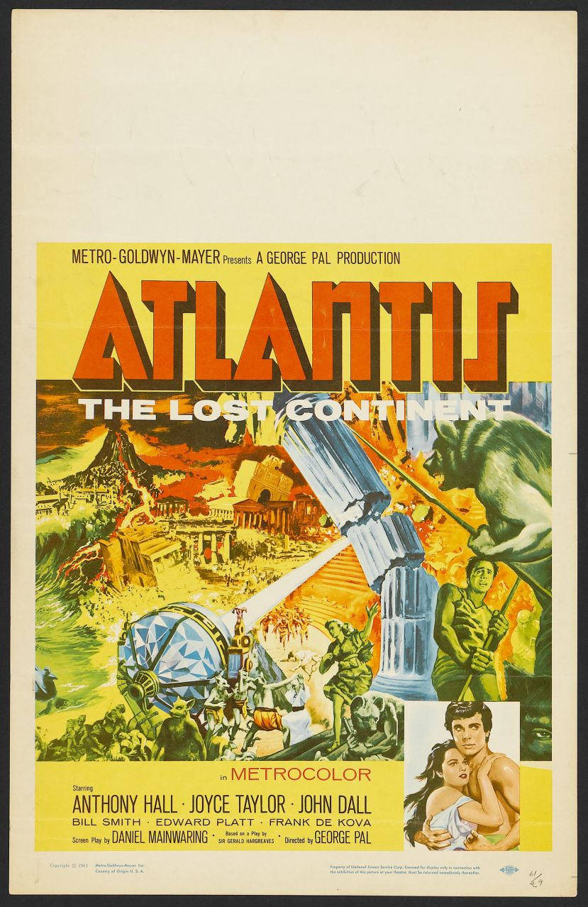 Atlantis, the Lost Continent 08